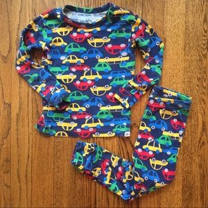 Baby Gap Cars Pajamas